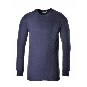 Tee-shirt Thermique Manches Longues Portwest - Marine 1