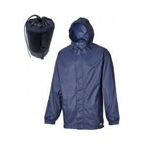 Veste de pluie Stanton Dickies bleu marine