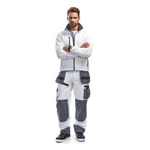 Pantalon de travail peintre X1500 Blaklader 100% coton poches flottantes