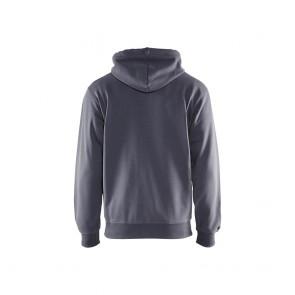Sweatshirt de travail à capuche Blaklader avec zip central