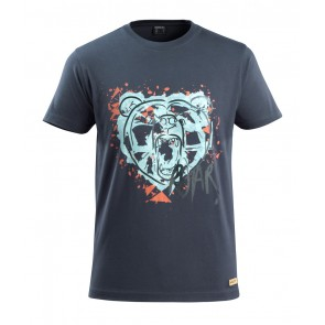 T-shirt de travail Yonkers MASCOT-marine foncé