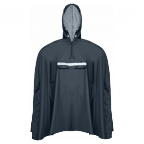 Poncho coursier / cycliste Proact navy