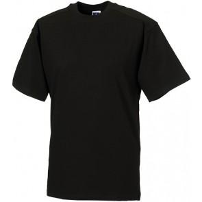 T-shirt de travail Russel - Noir