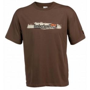 T-shirt de travail 344 Timberland Pro - marron