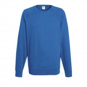 Sweat-shirt léger manches raglan Fruit Of The Loom Lightweight