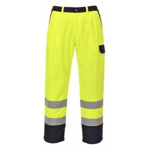 Pantalon haute visibilité Bizflame Portwest Pro - Jaune