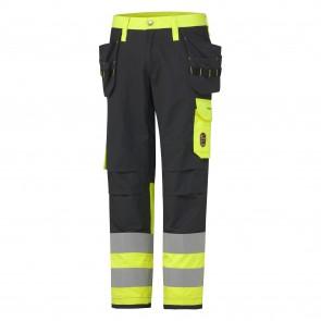 Pantalon Haute-visibilité ignifugé ABERDEEN CONSTRUCTION CLASS 1 Helly Hansen