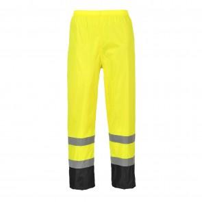 Pantalon de pluie Haute-Visibilité Portwest Bicolore