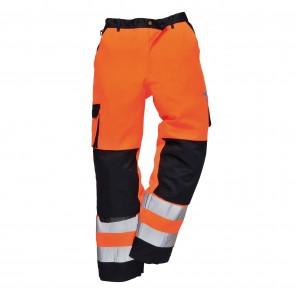 Pantalon Haute Visibilité Lyon Portwest noir