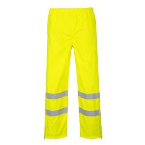 Pantalon Imperméable Haute Visibilité Portwest Respirant jaune