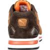 Chaussure de sécurité basse Puma 100% non métallique Barani Low S1P SRC Marron Dos