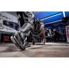 Chaussure de sécurité basse Puma Dakar Low S1P SRC Noir / Rouge Porté