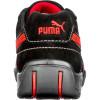 Chaussure de sécurité basse Puma Silverstone Low S1P SRC Noir / Rouge Dos