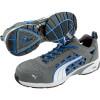 Basket de sécurité basse Puma Stream Blue Low S1P SRC - Gris / Bleu