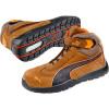 Chaussure de sécurité montante Puma Indy Mid 100% non métallique S3 SRC - Marron