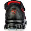 Baskets de sécurité basses Puma Aviat Low S1P ESD SRC Noir / Rouge Dos