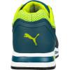 Basket de sécurité Puma Elevate Knit Green Low S1P ESD HRO SRC dos