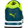 Basket de sécurité Puma Elevate Knit Green Low S1P ESD HRO SRC Vert Dos
