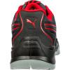 Baskets de sécurité basses Puma Fuse Tc Red S1P ESD SRC Noir / Rouge Dos