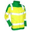 Blouson bicolore haute visibilité LMA Urgence - Blouson bicolore haute visibilité zéro métal LMA Urgence Jaune