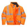 Blouson imperméable haute visibilité respirant Portwest - Orange