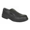 Chaussures de cuisine Portwest Mocassin S2 - noir