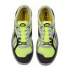 Chaussures de sécurité basses Diadora D-FLEX LOW BRIGHT S1P SRC 100% sans métal - Jaune haut