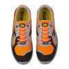 Chaussures de sécurité basses Diadora D-FLEX LOW BRIGHT S1P SRC 100% sans métal - Orange haut