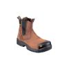 Chaussures de sécurité montantes Caterpillar Propane S3 Pull On
