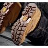 Chaussures de sécurité montantes Dickies Cleveland Miel Détail