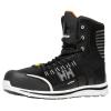 Chaussures de sécurité montantes Helly Hansen OSLO HIGH S1P SRC 100% sans métal - Noir / Orange
