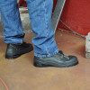 Chaussures de sécurité montantes Lemaitre WORK S3 CI SRA - Chaussures de sécurité montantes Lemaitre Work S3 CI SRA Noir / Gris porté 2