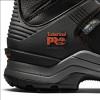 Chaussures de sécurité S3 HRO SRC ESD Timberland PRO HYPERCHARGE TEXTILE - Noir Talon