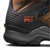 Chaussures de sécurité S3 HRO SRC WR Timberland PRO HYPERCHARGE CUIR - Marron Talon