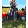 Combinaison de travail enfant double zip POUSSIN LMA - Combinaison de travail enfant double zip Poussin LMA - Portée