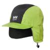 Bonnet imperméable NJORD HAT Helly Hansen - Lime / Gris