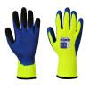 Gants anti-froid Duo-Therm A185 Portwest - Jaune / Bleu 2