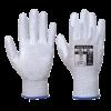 Gants antistatiques Portwest paume enduit PU A199 - gris