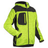 Veste softshell tricot Coverguard Bora Sweater - Jaune / Noir