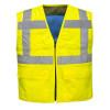 Gilet jaune haute visibilité rafraîchissant Portwest - Jaune