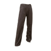 Jeans 5 poches Mexico LMA - Marron
