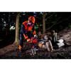 Pantalon bûcheron forestier Oak Portwest - Porté