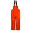 Pantalon de pluie à bretelles Helly Hansen STORM BIB orange dos
