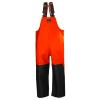 Pantalon de pluie à bretelles Helly Hansen STORM BIB - Orange