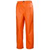 Pantalon de pluie étanche Helly Hansen GALE - Orange