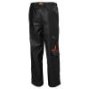 Pantalon de pluie imperméable Helly Hansen GALE CONSTRUCTION noir dos