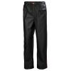 Pantalon de pluie imperméable Helly Hansen GALE CONSTRUCTION - Noir