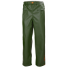 Pantalon de pluie imperméable Helly Hansen GALE CONSTRUCTION - Vert Armée