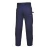 Pantalon de travail Multipoche Portwest Texo Danube - Bleu marine