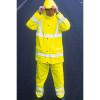 Pantalon haute visibilité imperméable pour autoroute Dickies - Pantalon de sécurité imperméable pour autoroute Dickies
